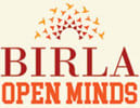 Birla Open Minds logo