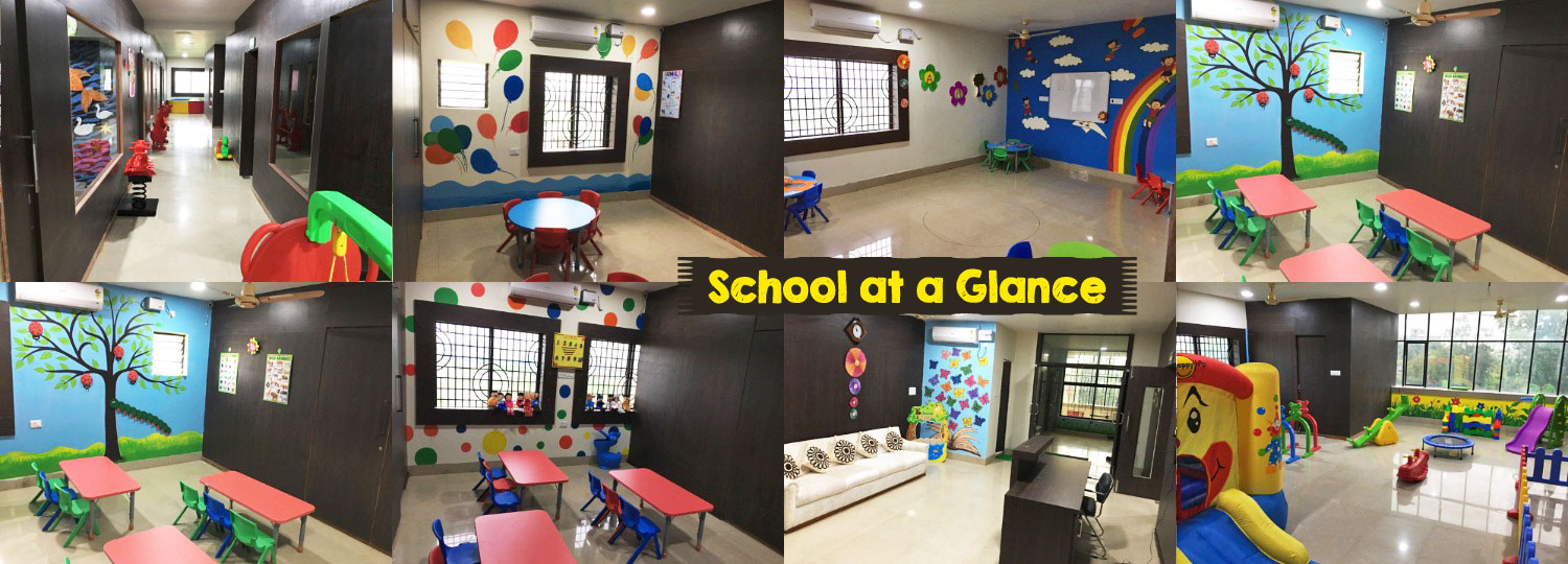 Birla Open Minds Preschool - Bilaspur