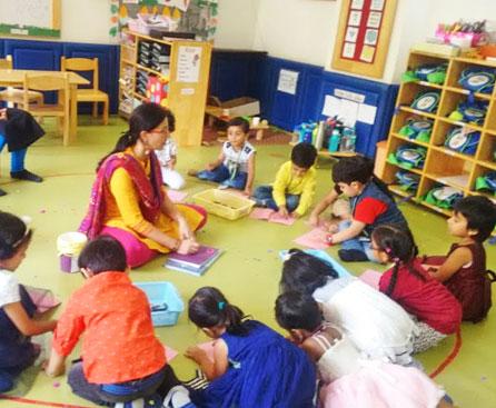 Birla Open Minds Preschool - Jubilee Hills