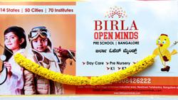 Birla Open Minds Preschool - Yelahanka - Bangalore